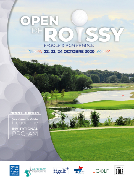 Affiche Open Roissy