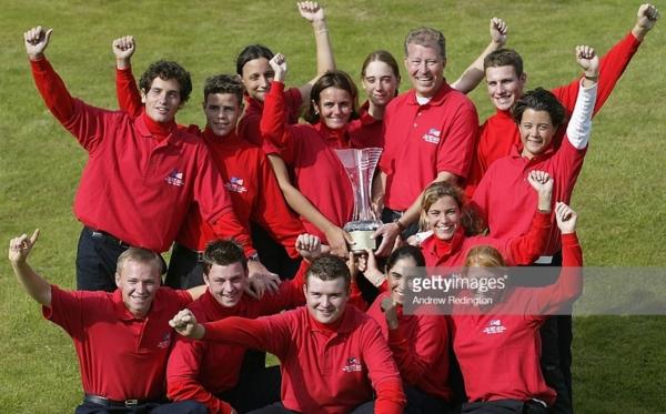 Team Europe 2002
